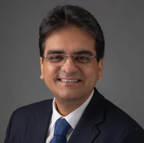 Milind Pant is Amway's CEO.