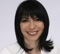 Angela Cretu is the CEO of Avon.