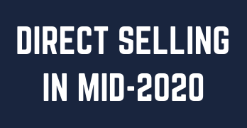 Direct selling industry's financial reports in mid-2020.