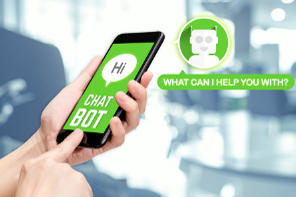 Mobile messaging via chatbot